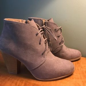 Qupid Ankle Boots size 9